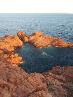 Esterel, Saint Raphael, France