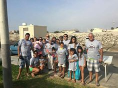 Mario Mendez Tia Margot and family. May 10, 2015.