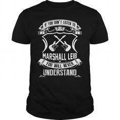I Love Marshall Leib Shirts & Tees