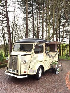 My beautiful van ready for her debut this week!