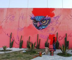 StreetArtNews   Farid Rueda unveils a new series of murals on the streets of Mexico