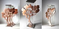 Bespoke glass awards #glass #fusing #awards #award