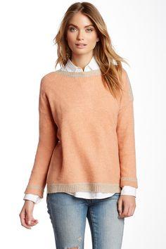 Quinn Kyla Cashmere Slash Neck Sweater by Quinn on @HauteLook