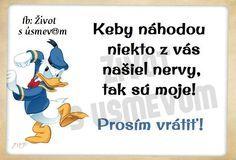 ♥SMĚJEME SE PRO ZDRAVÍ♥ - diskuse.Dáma.cz Funny Texts, Awkward, The Funny, Haha, Disney Characters, Fictional Characters, Jokes, Motivation, Creative