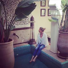 #marrakech #riad #hippiedeluxe #mala #jewelry #girlsbestfriends #tasselnecklace #hippiestuff #refreshing