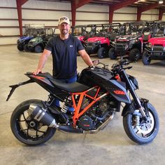 Thanks to Nathaniel Kahl from Carriere MS for getting a 2016 KTM 1290 Super Duke R at Hattiesburg Cycles