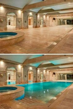 pool, nice, houses, dream homes awesome A bit extravagant but that's why it's a dream home :-)