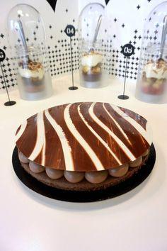 "Fantastik ""Le Zèbre"" 100% chocolat"