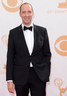 #emmyfashion Actor Tony Hale arrives at the 65th Annual Primetime Emmy Awards held at Nokia Theatre L.A. Live on September 22, 2013 in Los Angeles, California.
