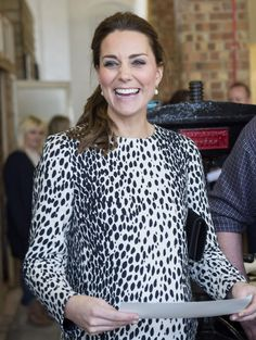 Kate Middleton visits Margate.