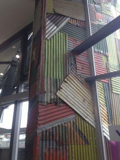metal siding, Christchurch, NZ