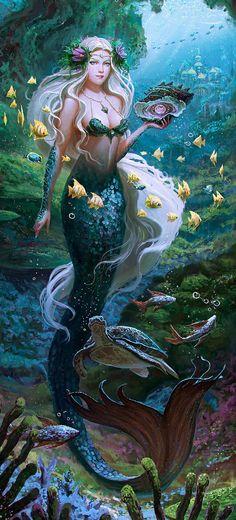 mermaid de •°Lolita°• | We Heart It