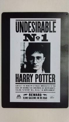 Quadro Harry Potter III