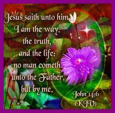 John 14:6 KJV