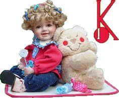 toutlalphabet2 - Page 35 Alphabet, Creations, Teddy Bear, Christmas Ornaments, Toys, Holiday Decor, Baby, Animals, Woman Face