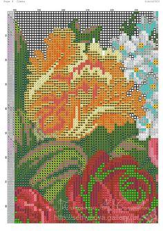 Gallery.ru / Фото #6 - вышивка цветы 4 - semynova