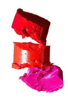 008 A Still Life Product Photographer Pedersen cosmetic beauty makeup lips lipstick blob chop bullet pink