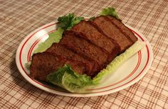 Healthy and Delicious Meatless Meatloaf Recipe