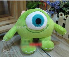 Wholesale Monsters,Inc. Plush Doll 15cm Anime Cartoon Movie Stuffed Kids Figure Toy, Free shipping, /Piece | DHgate