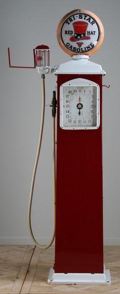 vintage+gasoline+pumps | 191: Vintage gas pump by Tokheim Tank