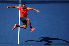 9/6/15 Jo into QFs! ... Via #BenRothenberg  ·   Queens, NY:     #19 Jo-Wilfried Tsonga beats compatriot Benoit Paire 6-4, 6-3, 6-4 to reach #USOpen QFs vs 2014 champ Marin Cilic. Good chance for a first tsemifinal.  (cute)