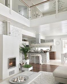 ish you all a relaxing Weekend❤️ Vilpoinen ilta vaati kynttilöitä, ihanaa ja rentouttavaa viikonloppua😘 . Modern Home Interior Design, Dream Home Design, Modern House Design, Home Living Room, Living Room Decor, Cuisines Design, House Rooms, Sweet Home, New Homes