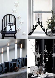 BlackChristmas hard e1354230330845 Alternativas a la tradicional decoración navideña
