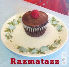 New gluten free and vegan seasonal flavor available this month! Razmatazz - Gluten free vegan chocolate raspberry cupcakes with vanilla raspberry buttercream frosting topped with a fresh raspberry. Available this month every Wednesday and for order! #jamesandthegiantcupcake #jatgc #glutenfree #vegan #cupcakes #cupcakestagram #cupcakery #raspberry #oakland #eastbay #bayarea #yummy #newflavor #razmatazz