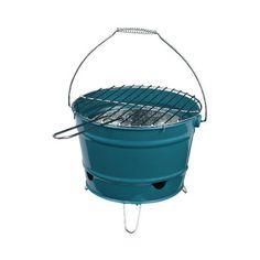 Tesco Bucket BBQ Bucket Bbq, Bbq Party, Marshmallows, Garden, House, Marshmallow, Garten, Home, Lawn And Garden