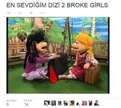 Two broke girls :D