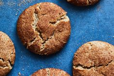Sweet Treats Grain-Free Snickerdoodle Cookies - Against All Grain