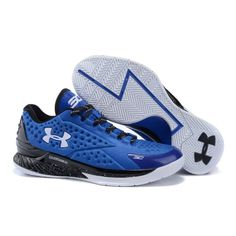 Buy Under Armour Curry One Low Team Royal Black White Sneaker New Release  from Reliable Under Armour Curry One Low Team Royal Black White Sneaker New  ...