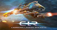 Cannons Lasers Rockets é um MMORTS sci-fi multi-plataforma que permite ao jogador desenvolver as suas naves e entrar em gigantescas batalhas espaciais.