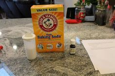 Dinner with the Grobmyers: Homemade Kitchen Sink Cleaner