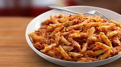 Un #clásico que nunca defrauda: #garganelli a la #bolognese. #Gastronomia #Italia #pasta http://www.latagliatella.es/menu/pasta-casalinga/