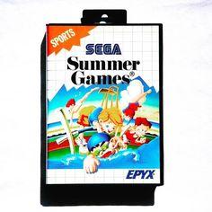 #Sega #MasterSystem #Epyx #SummerGames #SegaMasterSystem #Pickups #RetroBörse #RetroBörseOberhausen #Pickups #RedroBorse #CIB #CIBSunday #RetroGamer #PAL #Amiga #Commodore #C64 #Dortmund #retromaniac http://ift.tt/2pho16v