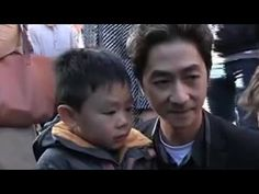 French father explains terror attacks to his young son - This is very sweet