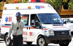 Bebé nace dentro de ambulancia del 91, mientras era trasladada hacia la Maternidad Nuestra Señora de La Altagracia