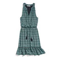 Stitch Fix New Arrivals: Printed Tassel Dress