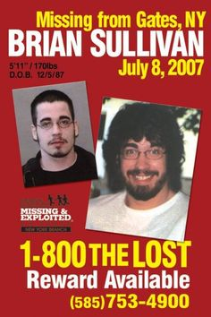 Brian Sullivan Missing Persons Please Repin One Or Two Of The Missing Person Pins To Your Boards To Help Find There Familys Support By http://multicityworldtravel.com