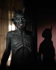 Insidious Demon Costume | Lipstick-Face Demon Halloween ...