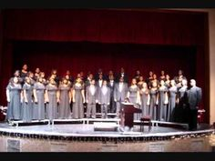 In Bright Mansions Above by Roland Carter (Carver Singers) - YouTube