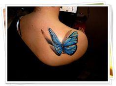 Las mariposas encabezan la lista de los motivos más elegidos al momento de hacerse un tatuaje. Si bien son las mujeres quienes más lo piden, no son las únicas: cada vez más hombres se animan a tatuárselas. De distintos colores, tamaños y estilos, estos animalitos son los más populares dentro de su reino ¿te animas …