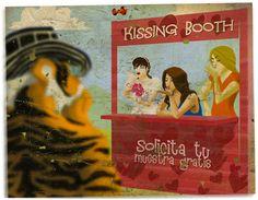 El primer beso es una muestra gratis | #Blog #Tigre #Besar