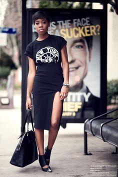 Bomb Blogger: Enocha Tellus of Locks and Trinkets (The Fashion Bomb Blog)