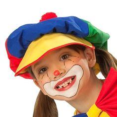 Bildergebnis für Clown-schminken