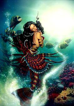 Real Mermaid Sightings   Dekstop Wallpaper: Some Amazing images of Mermaids