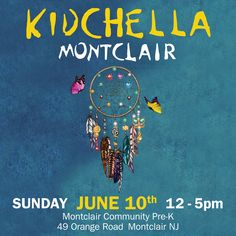 Kidchella, a family-focused festival with live music, food, fun activities and more, will take place on Sunday, June 10 from 12 noon to 5 p.m. The free outdoor event is presented by the Kids Business Committee of the Montclair Center BID and will take place at the Montclair Community Pre-K at 49 Orange Road in …