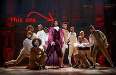 "Well, here's the guy who plays Thomas Jefferson and Marquis de Lafayette. | Let's All Take A Moment To Appreciate Daveed Diggs From ""Hamilton"""