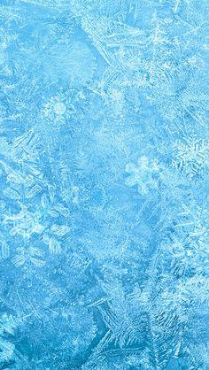 Blue Frozen iPhone5壁紙